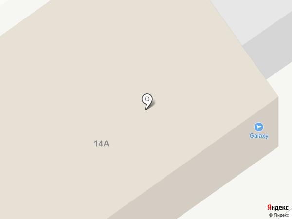 Грундфос на карте Ульяновска
