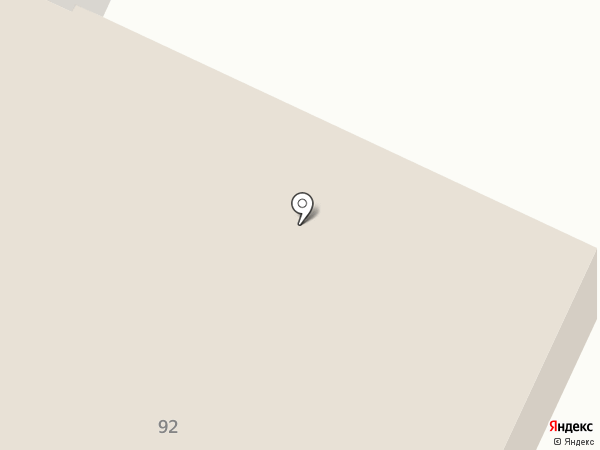 Сильва на карте Волжска