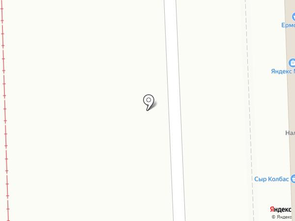 Наличные на карте Ульяновска