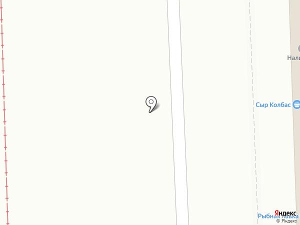 Кудашкино на карте Ульяновска