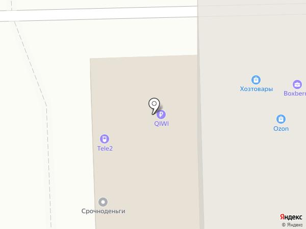 Абсолют-ломбард на карте Ульяновска