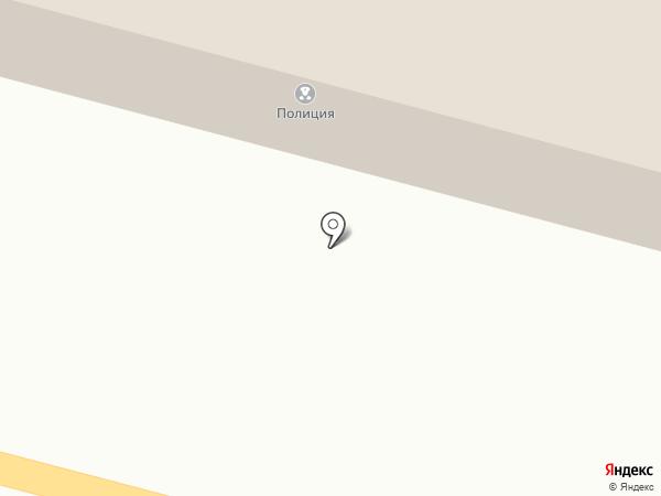 Волжский районный ОВД на карте Помар