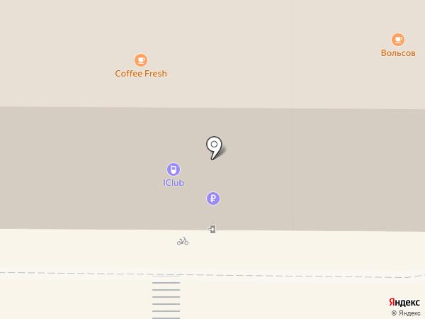 Телефон.ру на карте Ульяновска