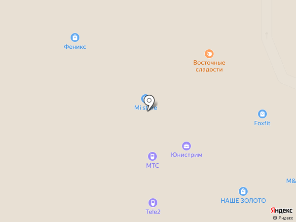 К-Концерт на карте Ульяновска