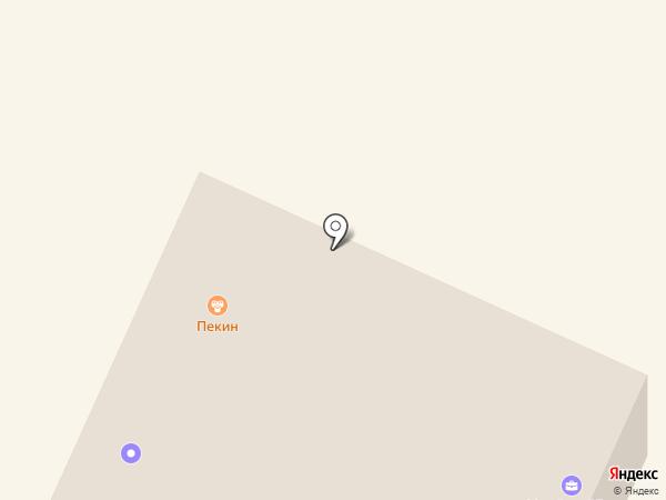 Зебра на карте Волжска