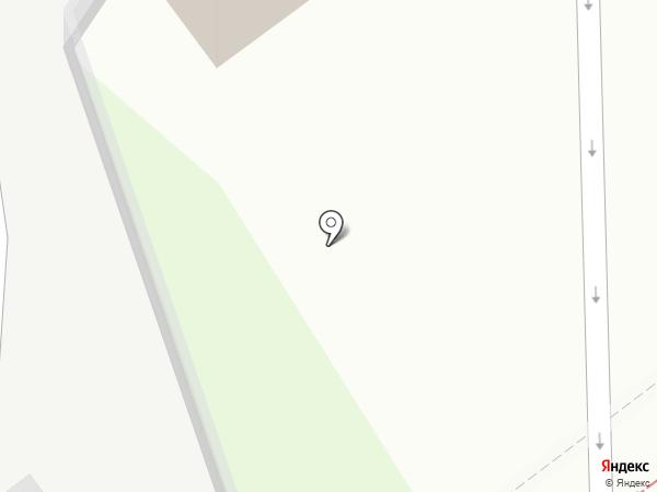 Разбор-джили на карте Ульяновска