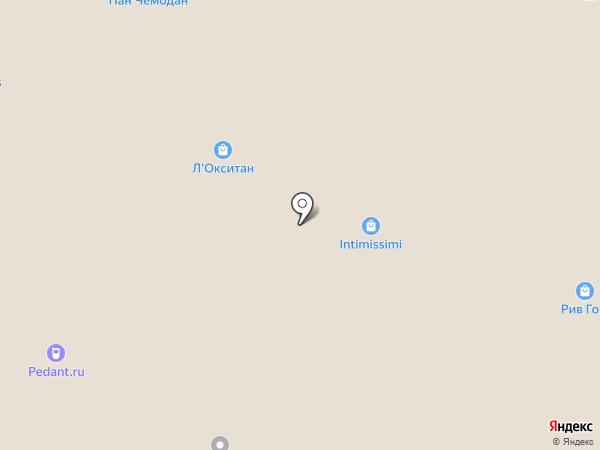 Иль Де Ботэ на карте Ульяновска