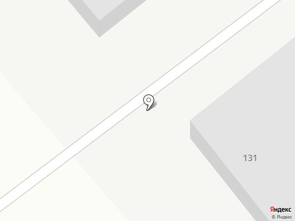 АВТОСТИЛЬ на карте Ульяновска
