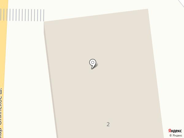Продуктовый магазин №15 на карте Волжска