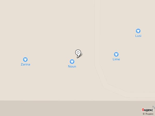ELIS на карте Ульяновска