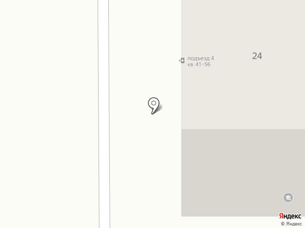 Инком-Инвест на карте Ульяновска