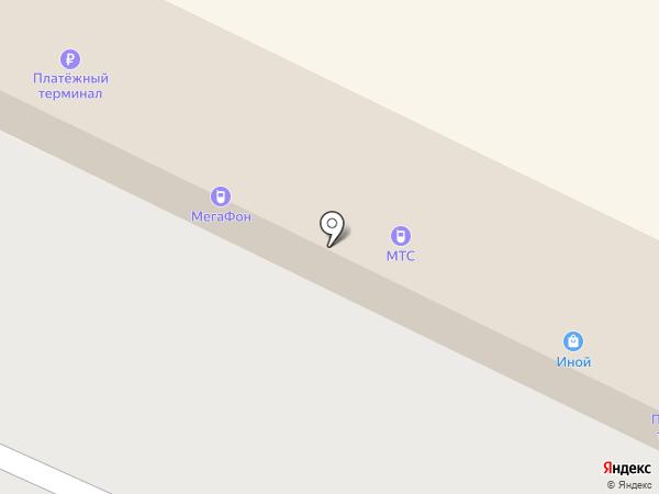 Ларец на карте Волжска