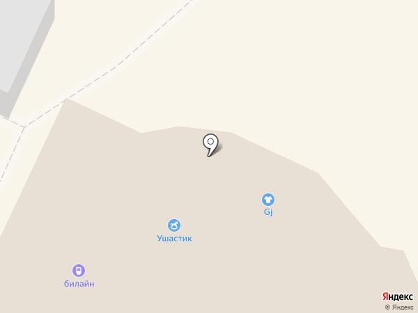 ДНС на карте Волжска
