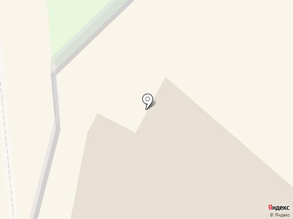 Фонтанка на карте Ульяновска