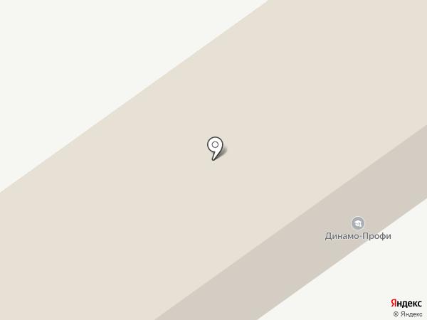 Сервисный центр на карте Ульяновска