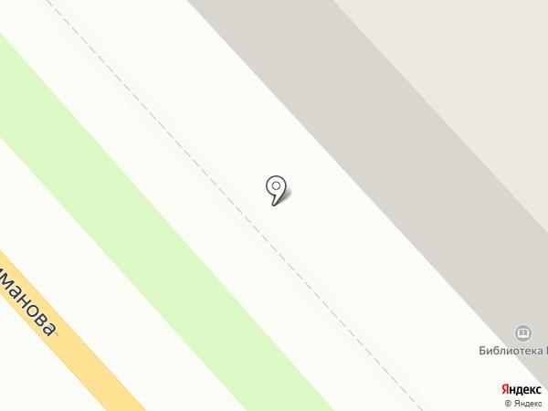Буксир73 на карте Ульяновска