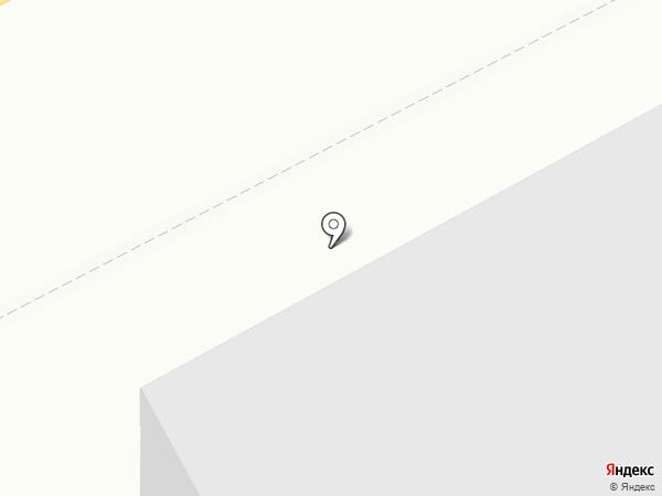 Траст на карте Ульяновска