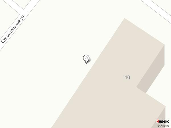 Магазин электротоваров на карте Волжска