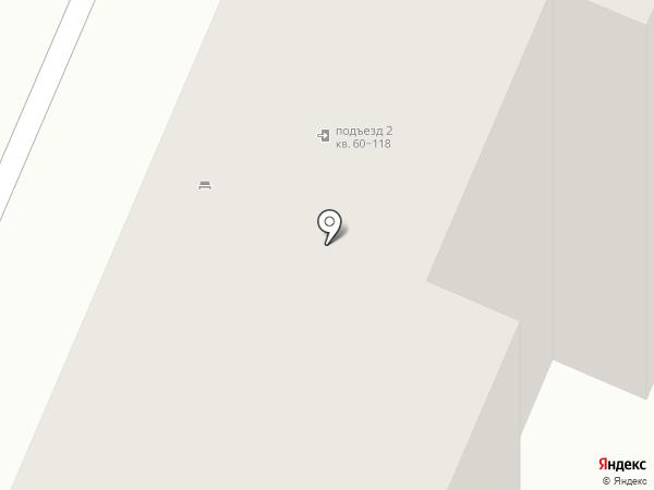 Цветочный салон на карте Ульяновска