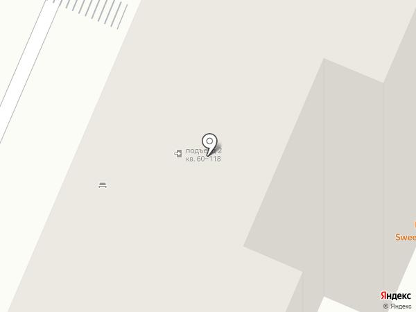 Каприз на карте Ульяновска