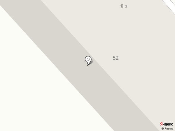 Октябрь на карте Ульяновска