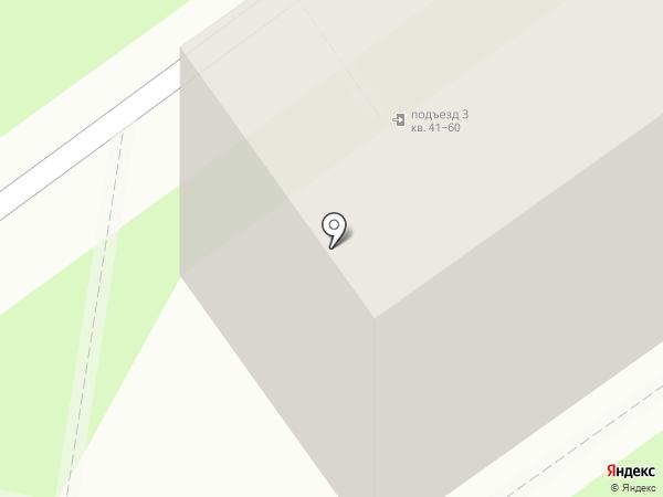 Турель-Сервис на карте Ульяновска