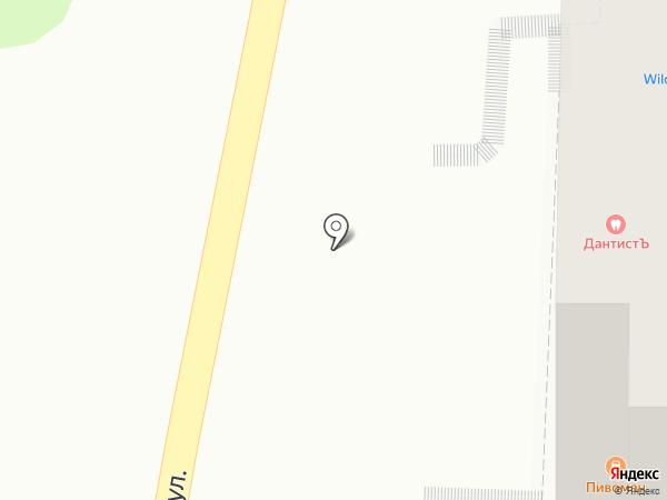 ДантистЪ на карте Ульяновска