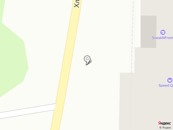 Бочка на карте Ульяновска