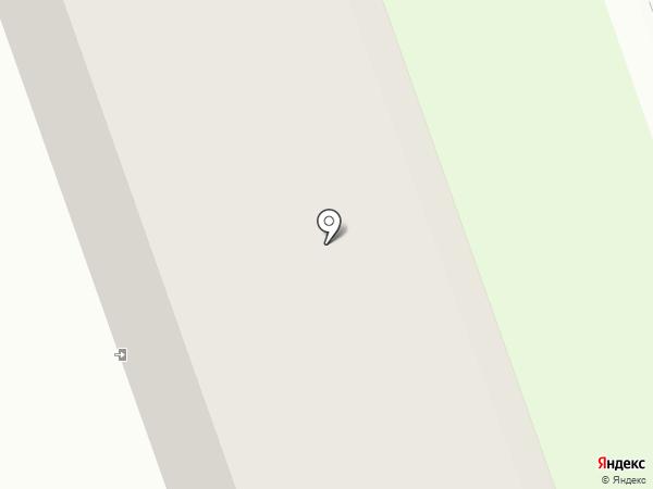 Продуктовый магазин №54 на карте Волжска