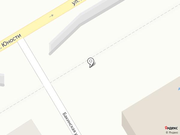 Енрик на карте Ульяновска