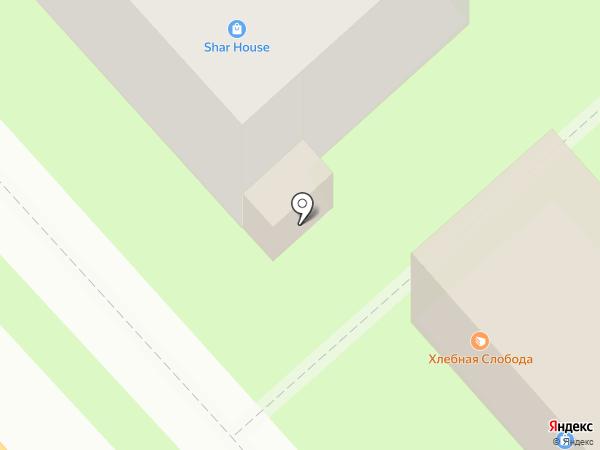 Samurai73 на карте Ульяновска