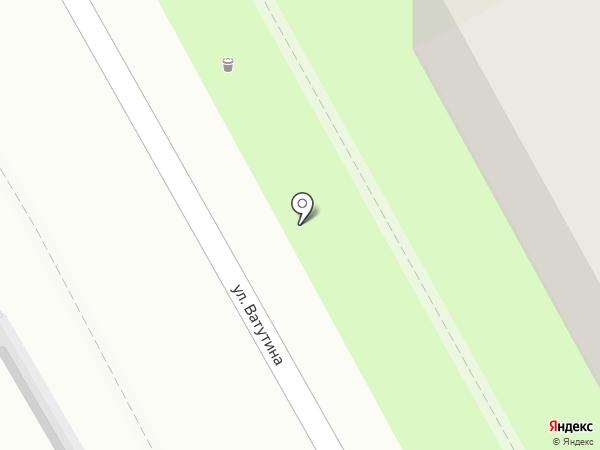 Компания по автоматизации пожарных систем на карте Ульяновска