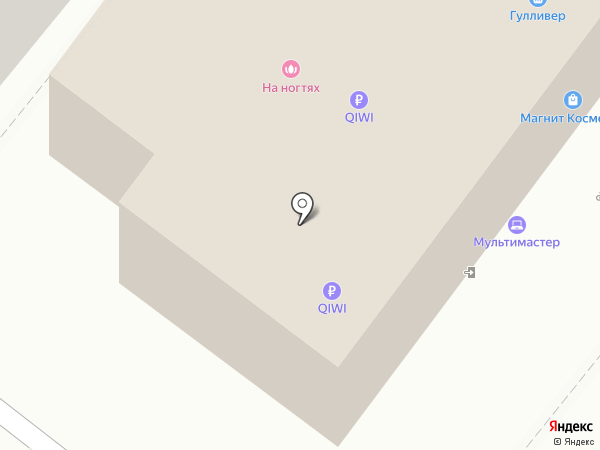 Банкомат, АКБ Газбанк на карте Ульяновска