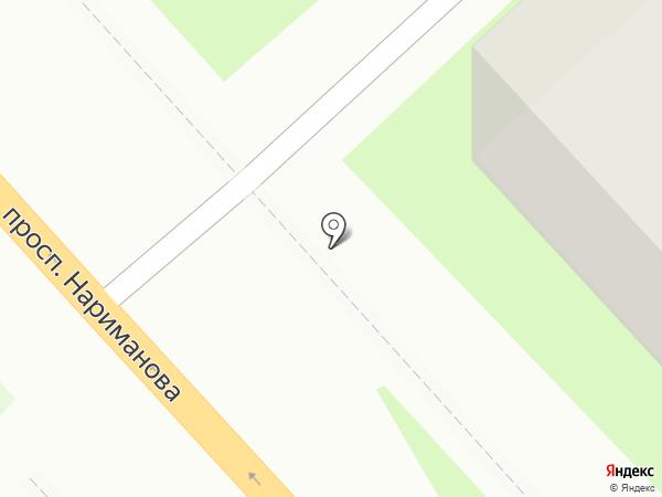 Шарм на карте Ульяновска