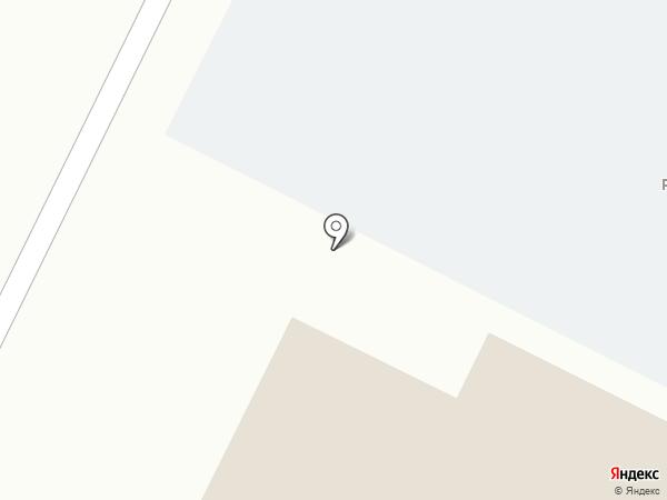 Цветочный магазин на карте Волжска