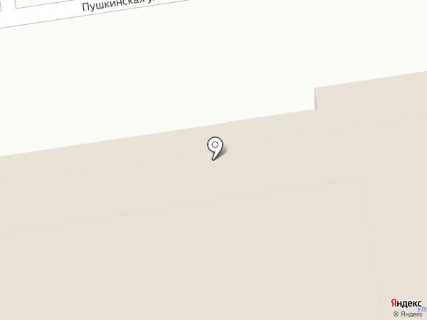 Буржуй на карте Ульяновска