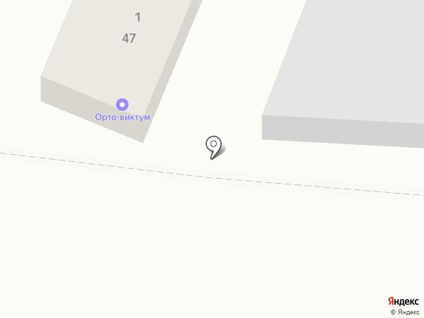 Бухара на карте Ульяновска