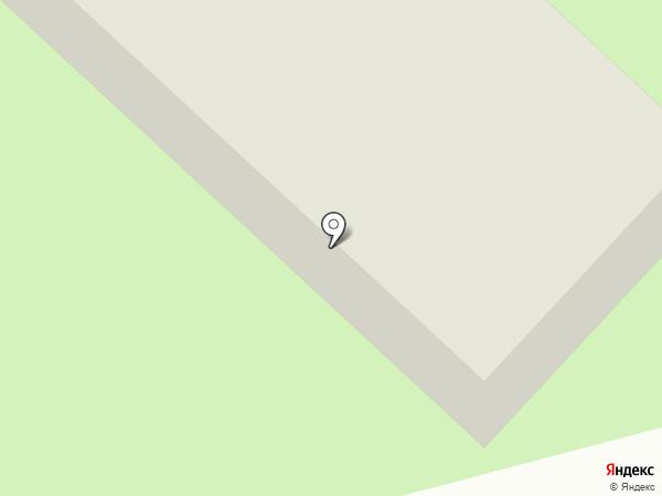 Алексеевское лесничество на карте Помар
