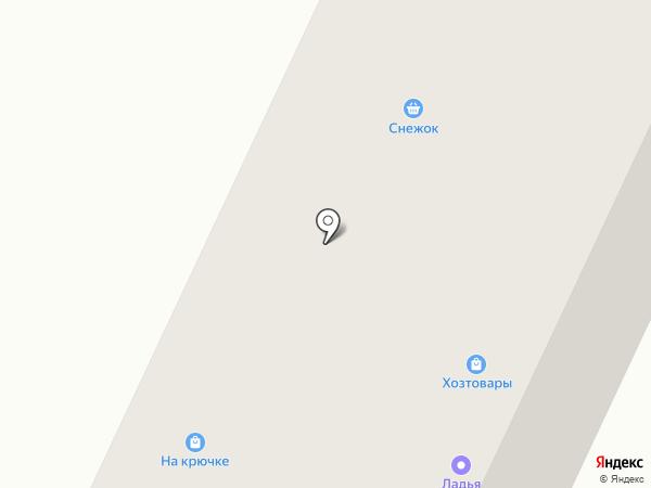 Ладья на карте Волжска