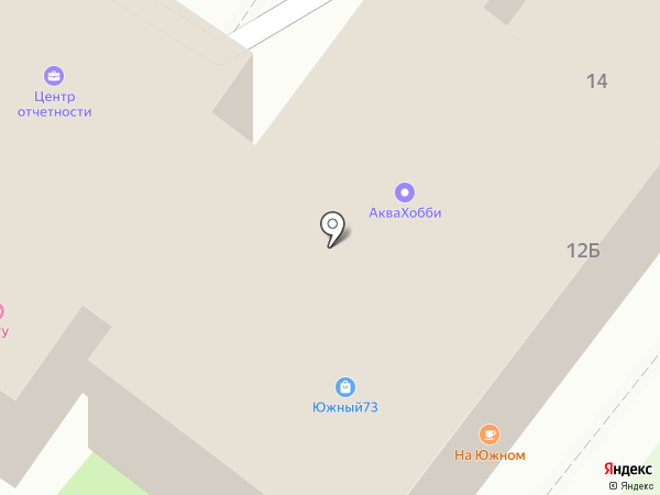 Ермолино на карте Ульяновска