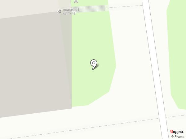 Глобус на карте Ульяновска