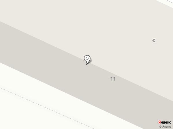 Библиотека №1 на карте Волжска