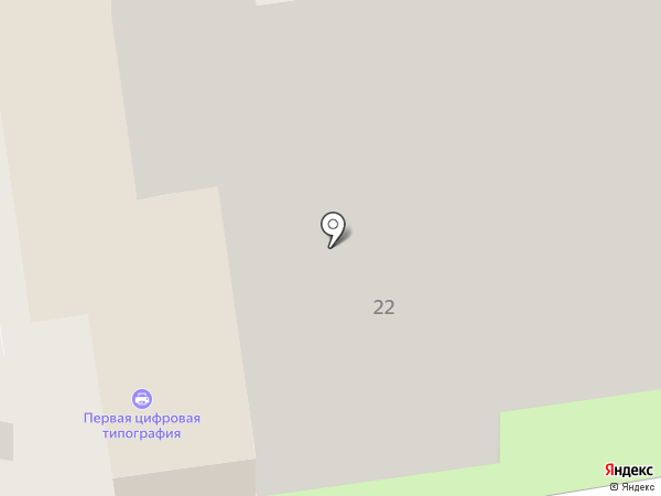 Продуктовый магазин на карте Ульяновска