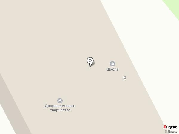 Молодежный инициативный центр на карте Ульяновска