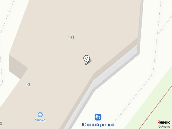 Дворцовый ряд на карте Ульяновска