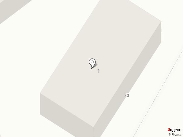 Бизнес карьера на карте Ульяновска