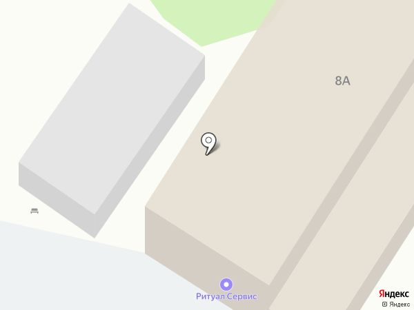 Военно-ритуальная компания на карте Ульяновска