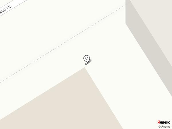Жорж на карте Ульяновска