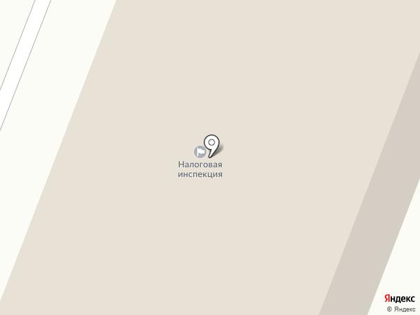 ИФНС на карте Волжска