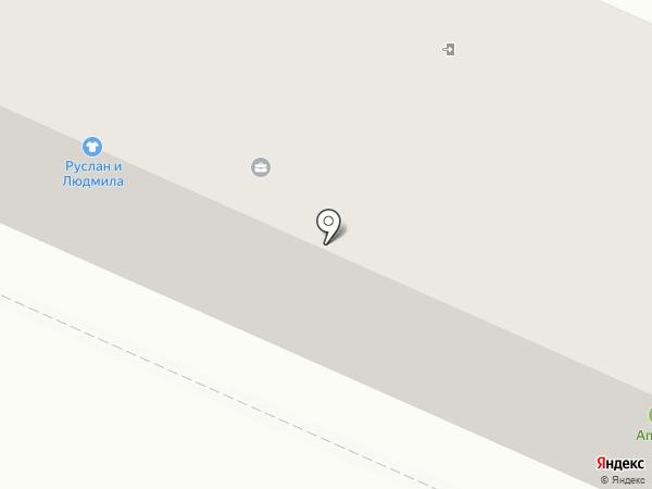 Мир Здоровья на карте Волжска